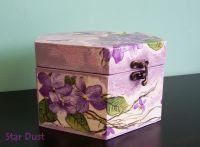 """Кутия за бижута """"Лияна"""""""