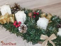 Коледен свещник 4
